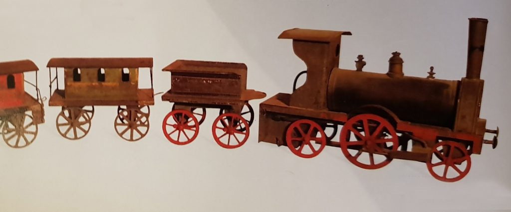 All Aboard The Antique Toy Archive